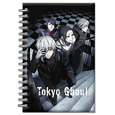 Great Eastern Entertainment 43554 Tokyo Ghoul Group Hardcover Notebook: Toys & Games