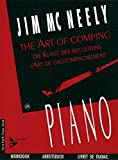 The Art of Comping: Workbook (English/French/German Language Edition), Book & CD (Advance Music)