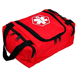 Ever Ready First Aid EMS First Responder Fully Stocked Trauma Kit