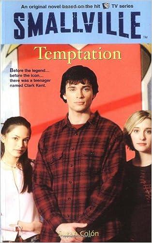 Book Smallville #9: Temptation