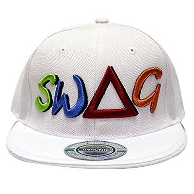 City Hunter Cf918 Rainbow Swag Snapback Caps (3 Colors)