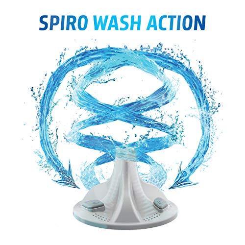 Whirlpool 7 Kg 5 Star Royal Plus Fully-Automatic Top Loading Washing Machine (WHITEMAGIC ROYAL PLUS 7.0, Grey, Hard Water Wash) 51KEUncEF8L India 2021