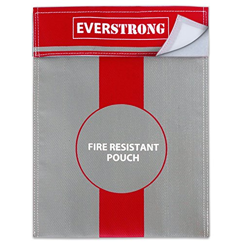 11' Pouch (Fire Resistant Document Bag | 15