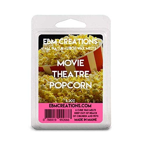 Amazon.com: Movie Theatre Popcorn - July Scent Of The
