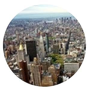 alfombrilla de ratón Nueva York - ronda - 20cm