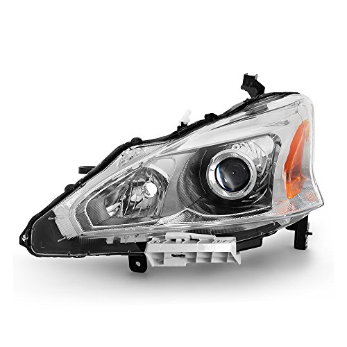 (ACANII - For 2013-2015 Nissan Altima 4-Door Sedan Replacement Headlight Headlamp - Driver Side Only)