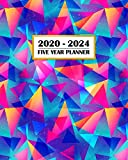 2020-2024 Five Year Planner: Modern Magic 80's