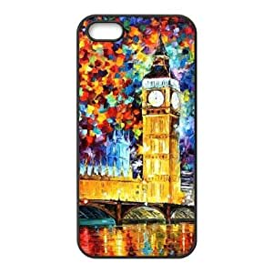 London DIY Cell Phone Case for Iphone 5,5S,London custom cell phone case series 10