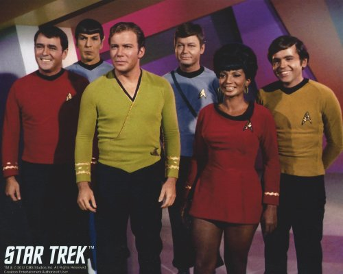 Star Trek The Original Series Cast 8x10 Photo