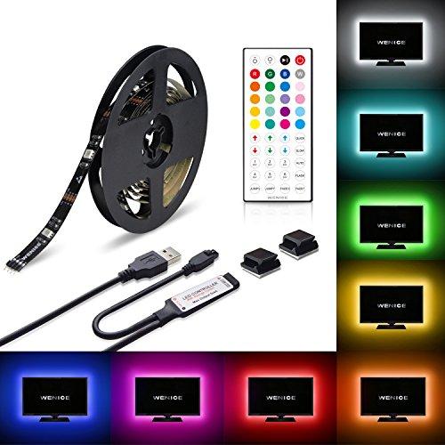 Bias Lighting for HDTV WENICE usb LED Backlight Strip Multi