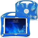 Vakoo iPad Mini Case,Childproof Shockproof Soft Silicone Portable Light Weight Handle Case Cover for iPad Mini 3,2,1, iPad Mini Retina - Camouflage