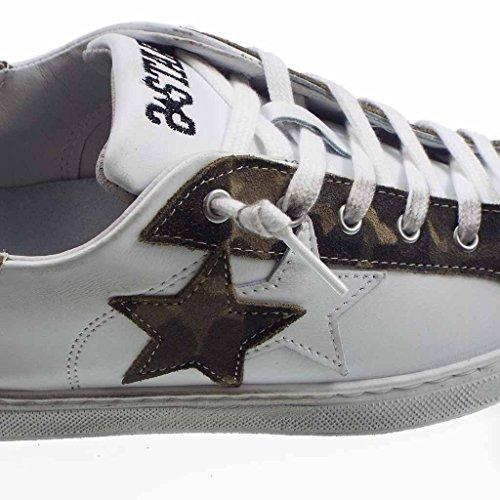 F w 18 Uomo 17 Profilo 2stars sneakers Militare q4nTZzqtw