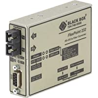 Black Box ME660A-MSC Flexpoint RS-232 to Fiber Converter, Mul