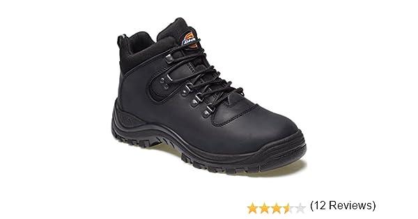 Dickies FA23380A BK 5+ Fury zapatos de alta seguridad S1-P, talla ...