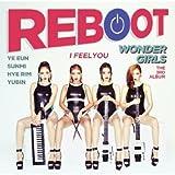 WONDER GIRLS - [ REBOOT ] 3rd Album CD + Photobook Sealed K-POP JYP