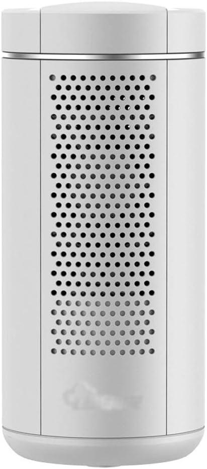 CL- Filtro de Aire Purificador de Aire, Coche portátil USB sin Filtro, purificación Doble además de Humo de Olor ...