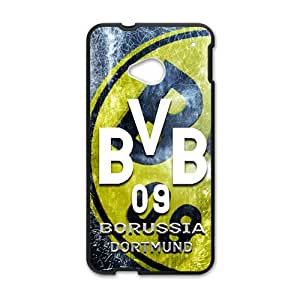 Malcolm BVB Borussia Dortmund Cell Phone Case for HTC One M7
