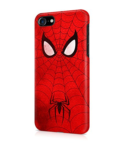 The Amazing Spiderman Grunge Plastic Snap-On Case Cover Shell For iPhone 7