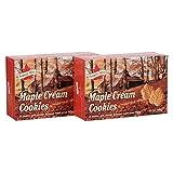 Turkey Hill 2 Pack Maple Leaf Cream Cookies