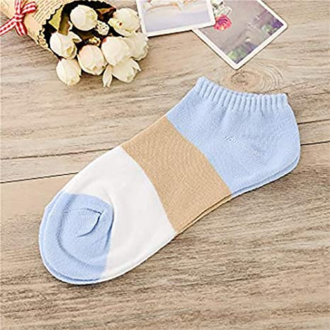 Amazon.com: VT BigHome Winter Socks Women Cotton Low Cut Ankle Socks Women Striped Socks chaussette Femme Coton Short Womens Casual Socks: Kitchen & Dining