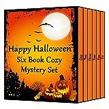 Happy Halloween Six Book Cozy Mystery Set