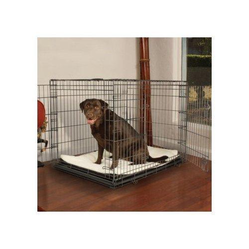 Large Classic Dog Door (Petco Premium 2-Door Dog Crate, 42