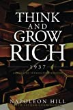 img - for Think and Grow Rich 1937: The Original 1937 Classic Edition of the Manuscript, Updated into a Workbook for Kids Teens and Women, this Action Pack has the Complete Legacy of Text Unedited, Restored book / textbook / text book