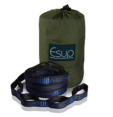 Esup XL Camping Hammock -Multifunctional Lightweight Nylon
