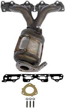 Prime Choice Auto Parts EMCC774618 Exhaust Manifold and Catalytic Converter Assembly