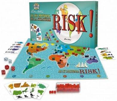 Winning Moves – Juego de Tablero – Risk Version Original 1959 ...