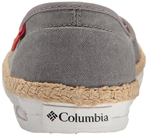 Columbia Kvinners Vulc N Ventilere Bettie Atle Sandal Grå Stål / Zing