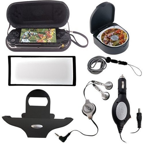 PSP Pro Starter Kit by Intec (Intec Starter Kit)