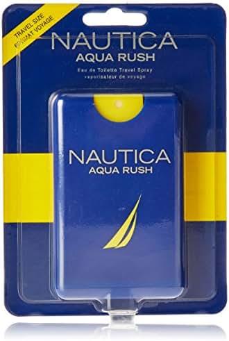 Nautica On The Go Spray, Aqua Rush, 0.67 Fluid Ounce