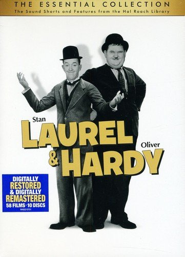 Laurel & Hardy:  The Essential Collection ()