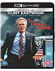In The Line Of Fire (1 DISC - UHD) [Blu-ray] [2021]