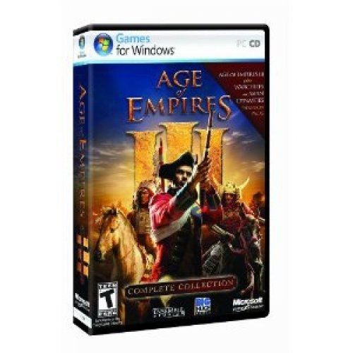 Age of Empires III [Windows XP] by Microsoft