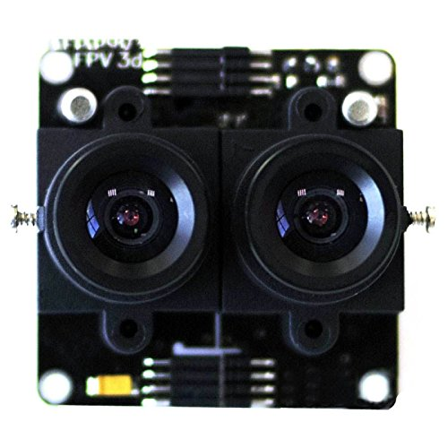 BlackBird 1 3D FPV Camera by FPV3DCAM (Image #1)