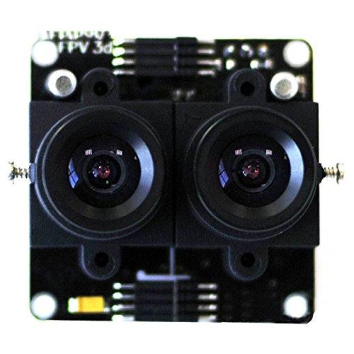 BlackBird 1 3D FPV Camera
