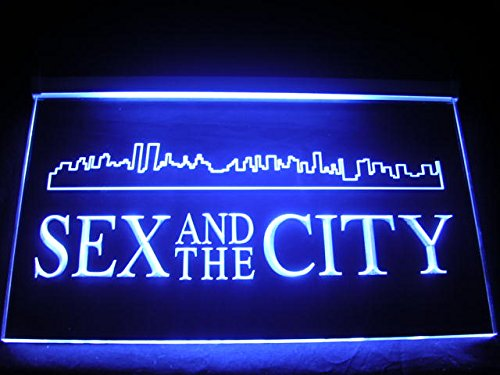 Zhengdian Electronic Sex and The City - Cartel Luminoso LED ...