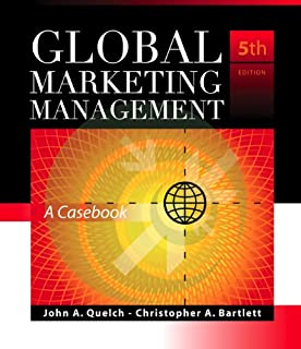 Logistics management and strategy competing through the supply global marketing management a casebook fandeluxe Images