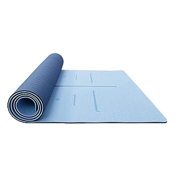 XIAOGZ Esterilla Yoga Antideslizante, Colchoneta Yoga De ...