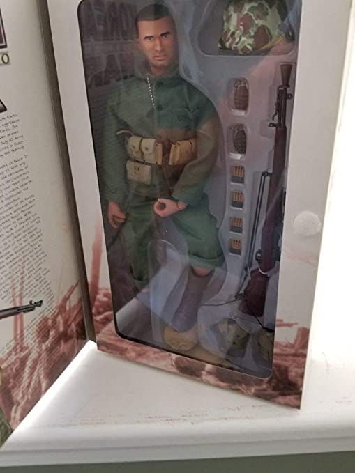 1:6 Scale Dragon Action Figures Jack Korean War Uniform