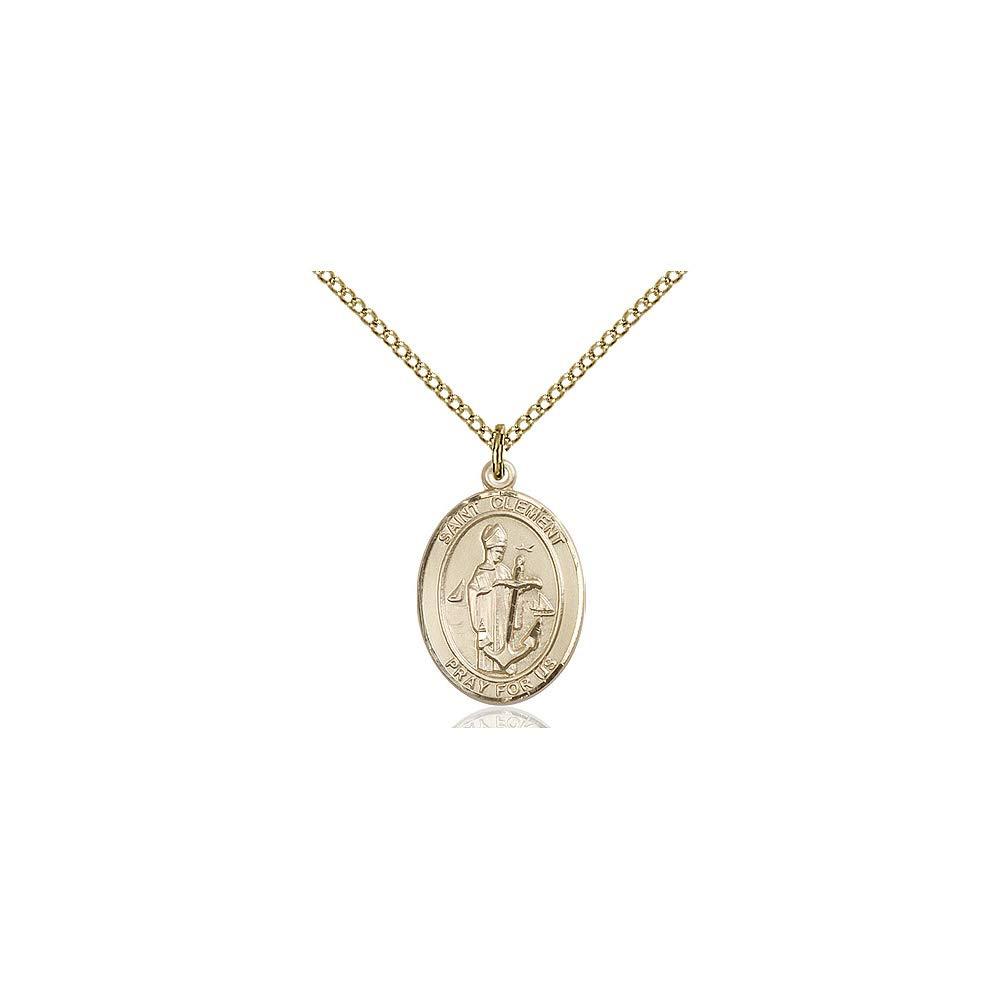 Clement Pendant DiamondJewelryNY 14kt Gold Filled St