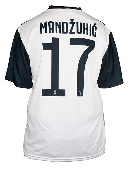 Camiseta Jersey Futbol Juventus Mandzukic Replica Oficial ...