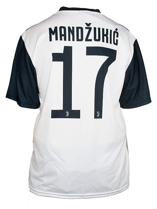 645a5bdb1c4a4 Camiseta Jersey Futbol Juventus Mandzukic Replica Oficial Autorizado 2018-2019  Niños (2