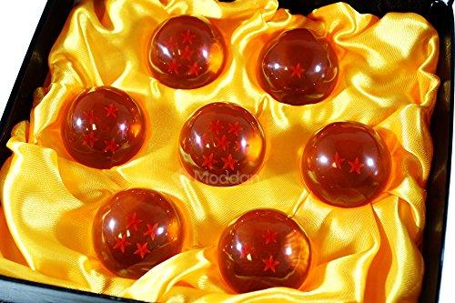 Collectors Dragon Balls Dragonball Transparent product image