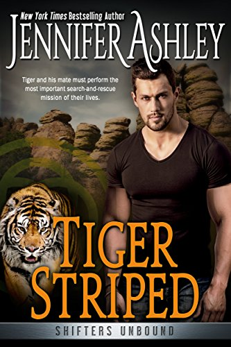 Tiger Striped: Shifters Unbound cover