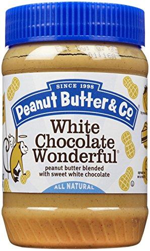 Peanut Butter & Co. White Chocolate Peanut Butter, 16 oz