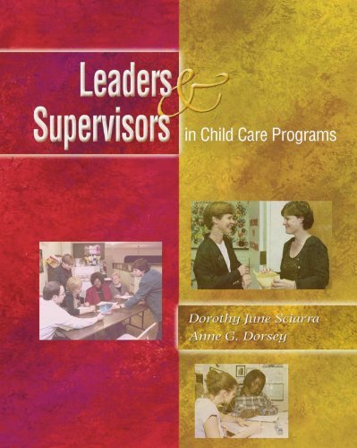 Download Leaders and Supervisors in Child Care Programs Pdf