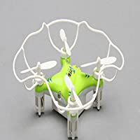 Howley M9912 2.4G 4CH 6Axis Mini Drone Quadcopter Gyro RC Aircraft Toy (Green)
